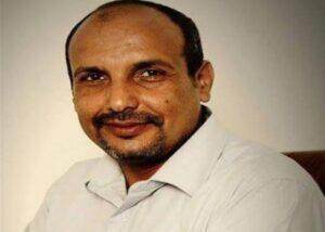 الأستاذ خالد خماش – فلسطين
